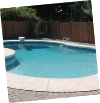 Inground Pool Installation Portfolio Image Gallery